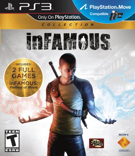 inFAMOUS Collection - PS3 [Digital (Infamous 2 Costumes)