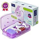 YUU Premium Derma Roller - 6 In 1 Kit for Face and Body