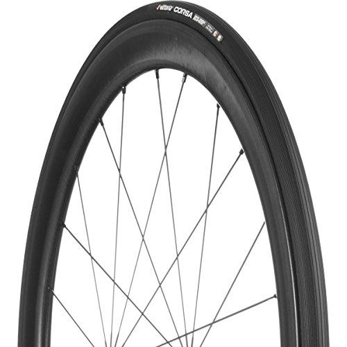 Vittoria Corsa G Plus Tire Clincher Skinwall//Black 700c x 23mm NEW