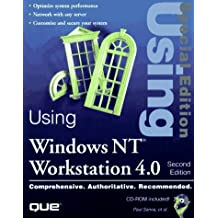 Using Windows NT Workstation 4.0: Special Edition (Special Edition Using) by Paul J. Sanna (1997-08-06)