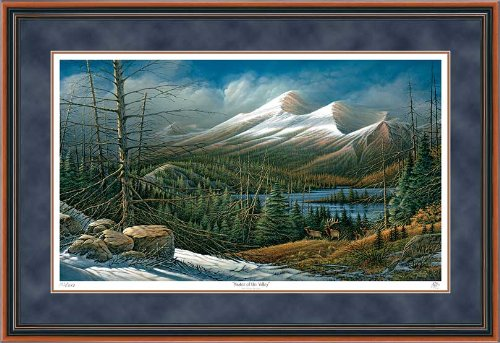 Master of the Valley Framed Artist Proof Print by Terry Redlin