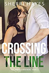 Crossing the Line (Daniels Brothers Book 3)