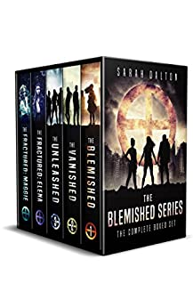 The Blemished Series: Complete Boxed Set by [Dalton, Sarah]