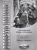 Progetto italiano Vol.  2. Guida insegnante