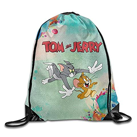 Tom And Jerry Men & Women Training Gymsack (Tom And Jerry Notebook)