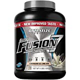 Dymatize Nutrition Elite Fusion-7 Drink, Cookie and Cream, 4 Pound