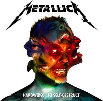 metallica - hardwired to self destruct (2016) - full album download