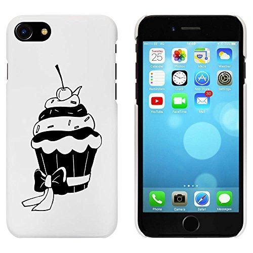 Blanc 'Petit Gâteau' étui / housse pour iPhone 7 (MC00068224)