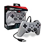 "Hyperkin ""Knight"" Premium Controller for PS3/ PC/ Mac (Silver)"