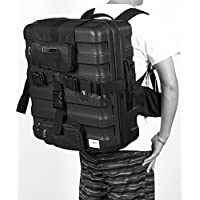 Backpack Adapter for DJI Inspire 1 one and PRO Quadcopter Case With Additional Pockets, Convert the case that comes with the Inspire one to a fully functioning backpack for easy travel Koozam Products