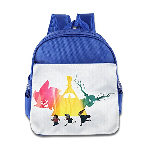Price comparison product image Over The Garden Cartoon Wall Toddler Boys Girls Pre School Carry Bag RoyalBlue