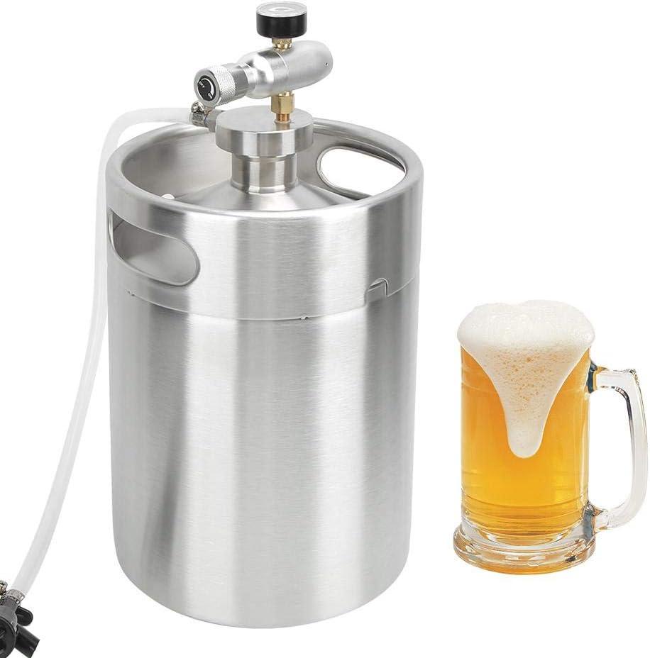 Keg Tap-G5//8 no Ajustable Homebrew Beer Keg Tap Kit de Grifo de Barril de Cerveza Accesorio de elaboraci/ón de Cerveza para Home Bar Pub
