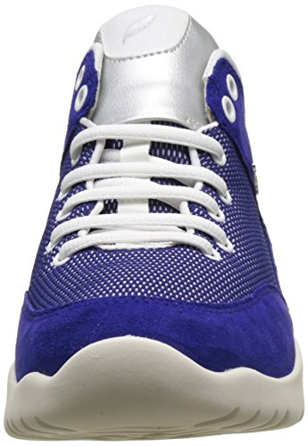 Geox Women's D Sfinge a Low-Top Sneakers Blue (Dk Violetc8019) E6ebpHhc