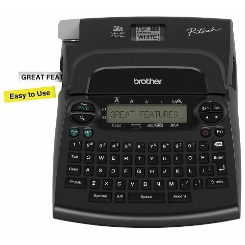 Brother PT-1890W Deluxe Label Maker