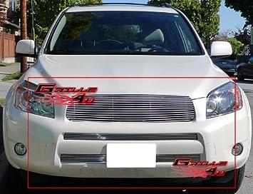 Fits 2006-2009 Toyota 4Runner Billet Grille Combo