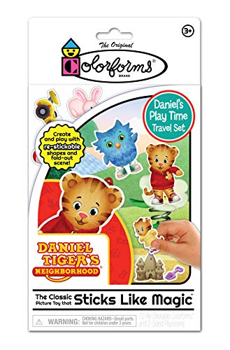 Colorforms Travel Set - Daniel Tiger