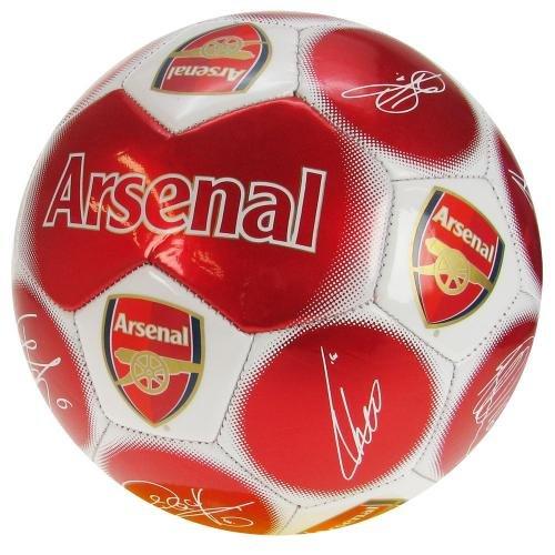 (Arsenal FC Arsenal FC Signature Ball Red)