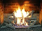 Midwest Hearth Whistle Free Gas Flex Line for Fire