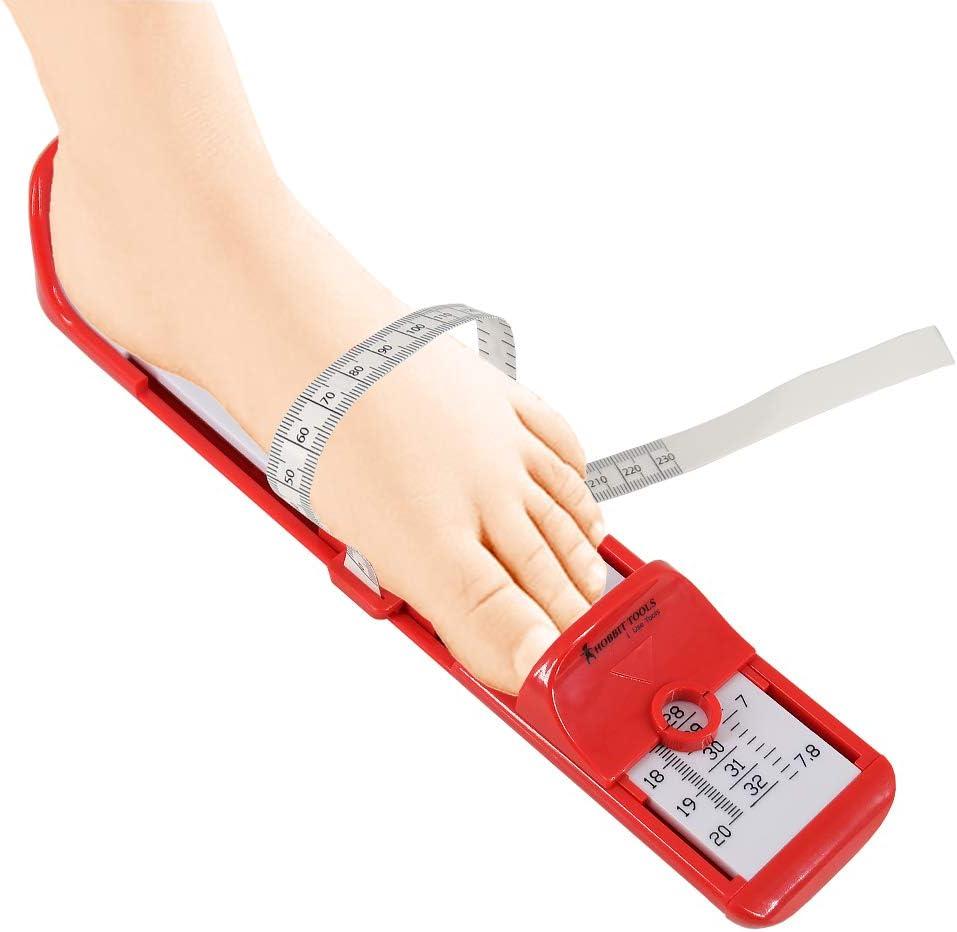 Skystuff Mesure de pied pour enfants UK Outil de mesure de chaussures pour enfants 0-20 cm