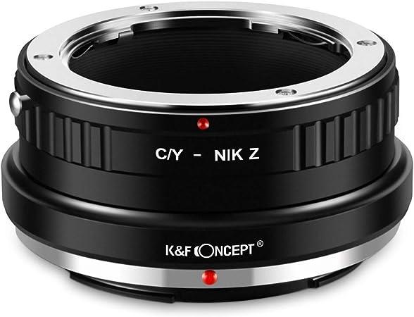 K F Concept C Y Nik Z Bajonettadapter Objektiv Ring Für Elektronik