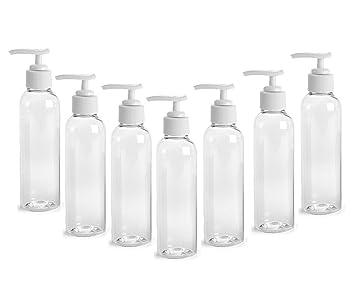 Amazon.com: Transparente Pet Cosmo – Botella de plástico ...