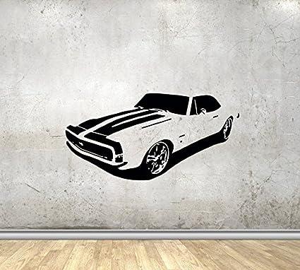 Amazon Com Cool Muscle Car Sport Race Supercar Auto Man Cave Garage