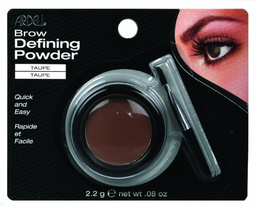 Ardell Brow Defining Powder, 0.08-Ounce (Pack of 3) (Best Cheap Eyebrow Powder)