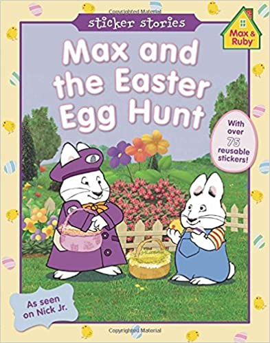 Ebook download gratis italiano Max and the Easter Egg Hunt (Max and Ruby) 0448463091 in het Nederlands PDF MOBI