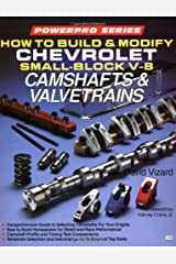 How to Build and Modify Chevrolet Small-Block V-8 Camshafts and Valves (Motorbooks Workshop) Paperback