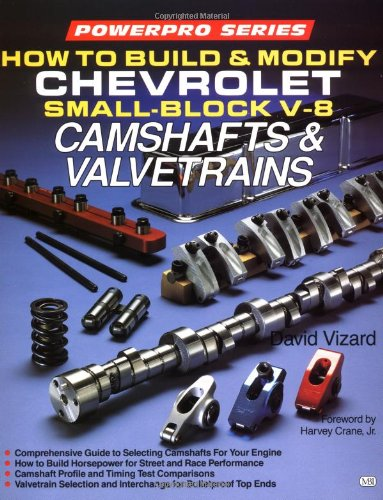 (How to Build and Modify Chevrolet Small-Block V-8 Camshafts and Valves (Motorbooks Workshop))