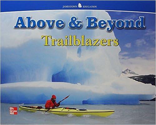 Book Jamestown Education - Above & Beyond: Trailblazers (Reading Level 8-10)