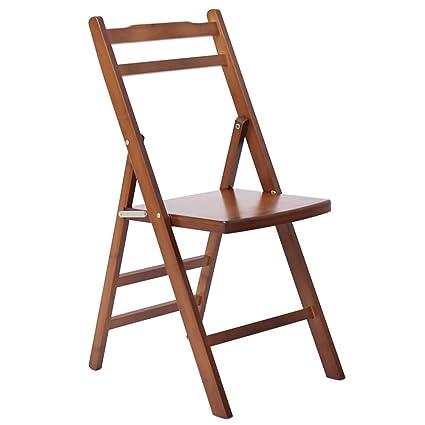 amazon com folding chair folding computer chair casual backrest