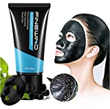 Mabox Peel Off Mask, Facial Deep Cleansing Purifying Acne Black Mud Face ...