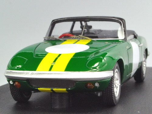 [KID BOX 30th Anniversary Model] LOTUS ELAN S1 British Clubman Style 1962