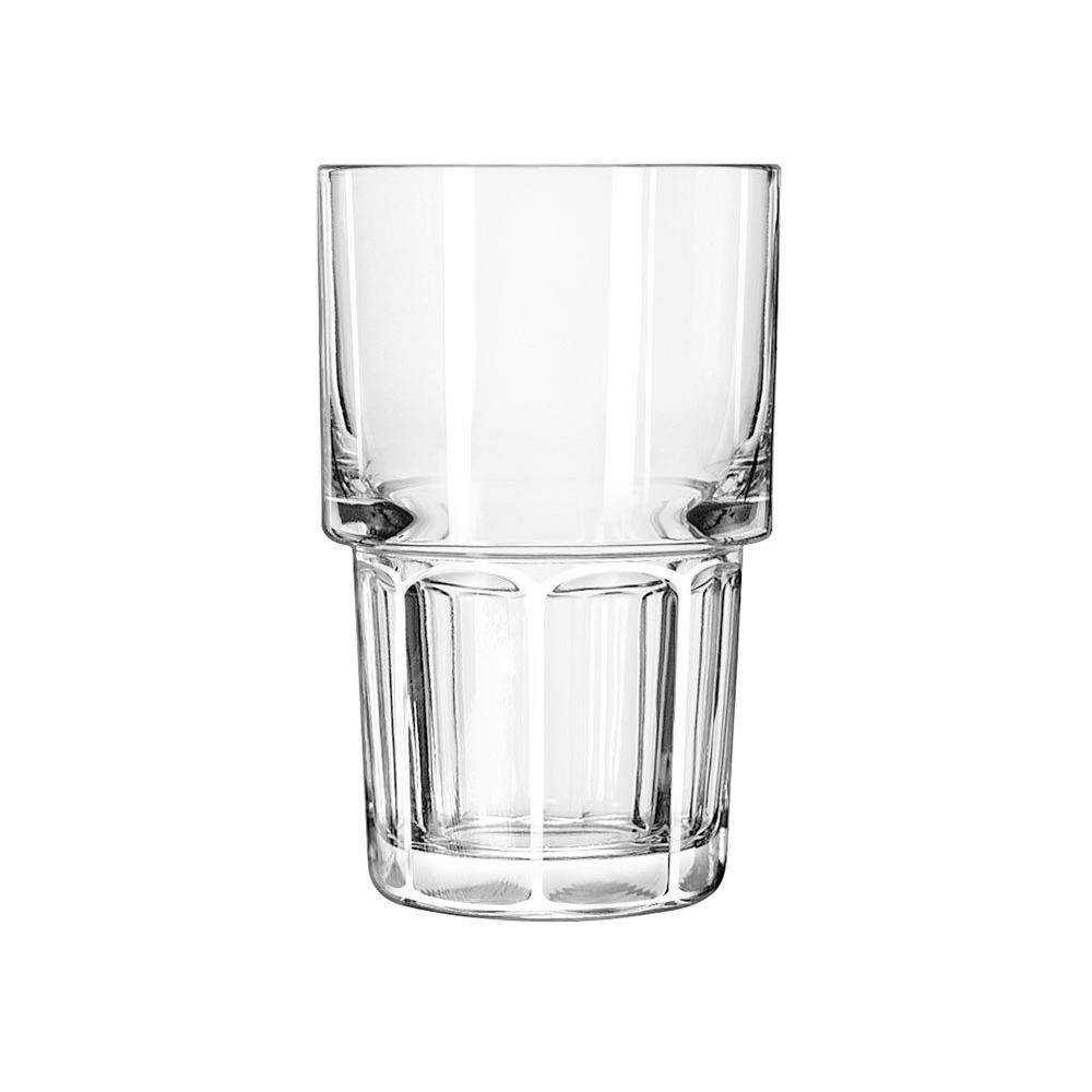 Libbey 15656 Stackable Gibraltar 9 Ounce Hi-Ball Glass - 36 / CS