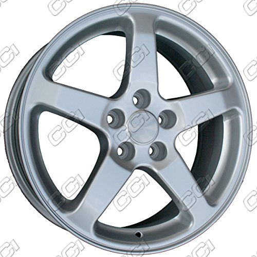 17'' All Painted Silver New OEM Wheels for 05-09 PONTIAC G6
