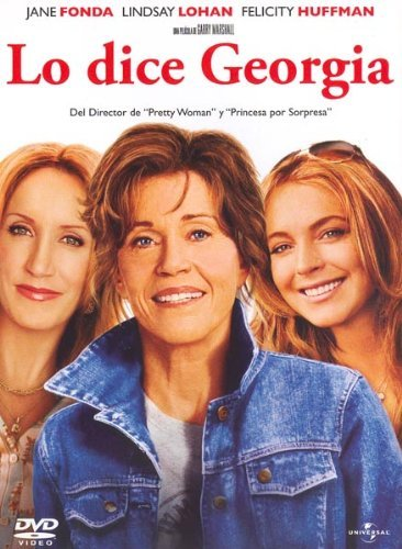 Lo Dice Georgia (Import Movie) (European Format - Zone 2) (2008) Jane Fonda; Lindsay Lohan; Dermot Mulroney
