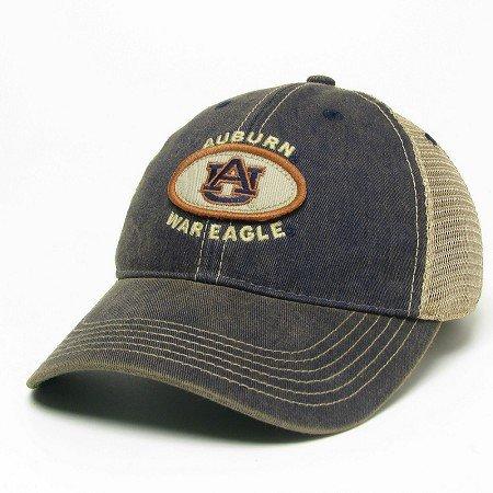 Auburn Tigers Hat Cap (Auburn Tigers Hat Adjustable Trucker Style)