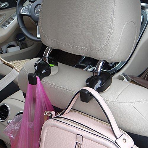 IPELY Vehicle Headrest Hanger Holder product image