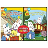 Max & Ruby - Afternoons With Max & Ruby / Party Time With Max & Ruby by Nickelodeon
