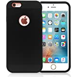 iPhone 6 6s Case, LSoug Slim Soft TPU Case, Heavy Duty Dual Layer Tough Cover, Shockproof, Drop Resistant, for Apple iPhone 6, iPhone 6s (4.7 inch)