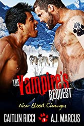 The Vampire's Request (New Blood Changes Book 1)