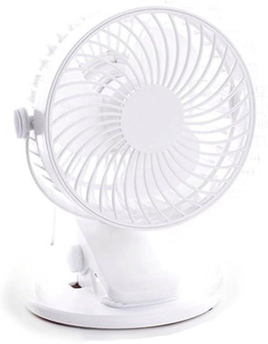YP-ventilador de mesa Pequeño ventilador USB Dormitorio para ...