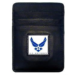 Siskiyou - Air Force Money Clip/Cardholder