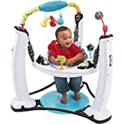 Evenflo Exersaucer Jump and Learn, Fun Lights And Sounds, Jam Session