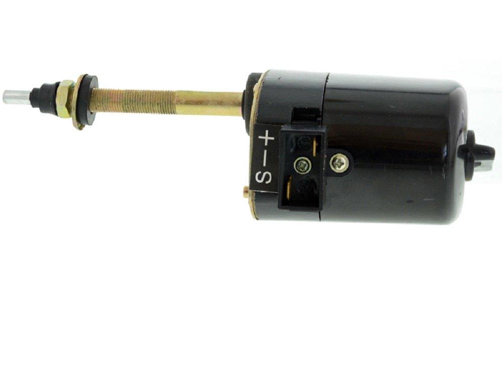 Motor de limpiaparabrisas 12V 105° Universal: Amazon.es: Coche y moto