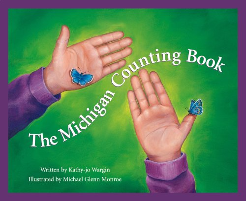 The Michigan Counting Book (America by the - Is M Michigan For