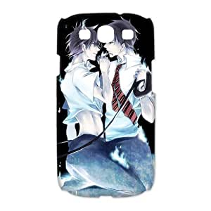 Custom Ao No Exorcist Hard Back Cover Case for Samsung Galaxy S3(3D) OE-1451
