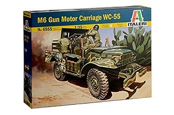 Italeri 6555S 6555S-1:35 M6 Dodge - Maqueta de Tanque ...