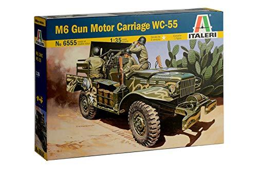 Italeri 1:35 - 37mm Gun Motor Carriage M6